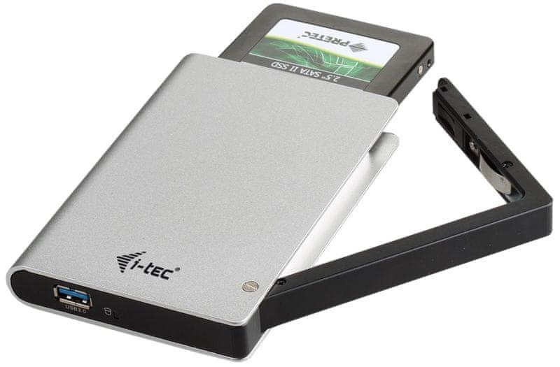 """I-TEC MYSAFE Clip 2,5"""" SATA USB 3.0"""
