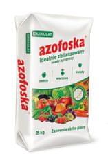Azofoska Nawóz ogrodniczy granulowany 25 kg