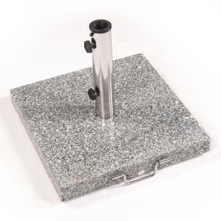 RIWALL granitowa podstawa do parasola 35 kg