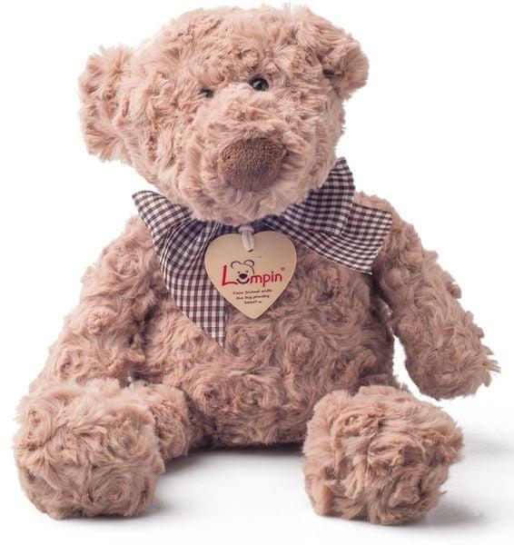Lumpin Medvěd s mašlí, malý
