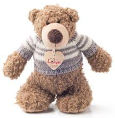 Lumpin Medveď Denis vo svetri, malý