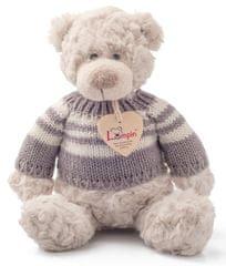 Lumpin Medveď Spencer vo svetri, malý