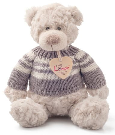 Lumpin Miś Spencer w swetrze 26 cm