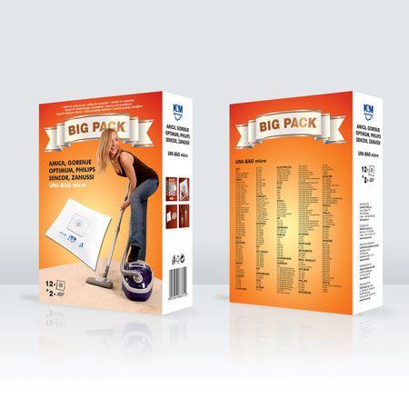 K&M Grupa Sp. z o.o. Big Pack BIG UNI-BAG/micro