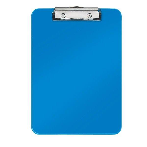 Podložka na psaní Leitz WOW metalicky modrá