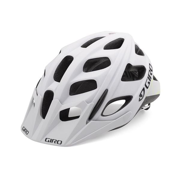 Giro Hex Mat White/Lime S (51-55 cm)