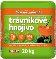 Bohatá zahrada bohata-gnojilo za travo, 20 kg - odprta embalaža