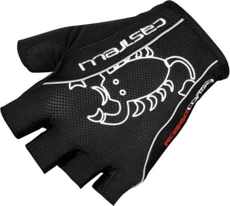 Castelli Rosso Corsa Classic Glove Black XL