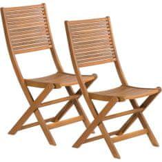 Fieldmann zestaw dwóch krzeseł FDZN 4012 (2 szt)