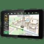 4 - PRESTIGIO GPS GeoVision 7795 Tour + mapa Europy