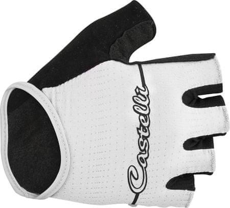 Castelli Dolcissima Glove White/Black S