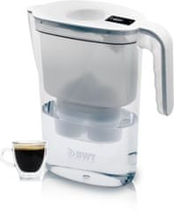 BWT Yara biela + termo šálka na espresso