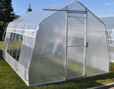 Rastlinjaki Gajšek plastenjak P12 (3 × 4 × 2,3 m)