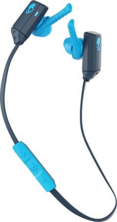 Skullcandy brezžične Bluetooth slušalke XTfree, modre