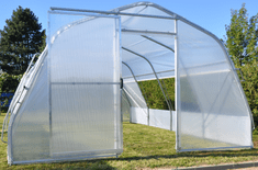 Rastlinjaki Gajšek plastenjak P30 (5 × 6 × 2,5 m)