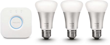 Philips komplet žarnic Hue 10W E27