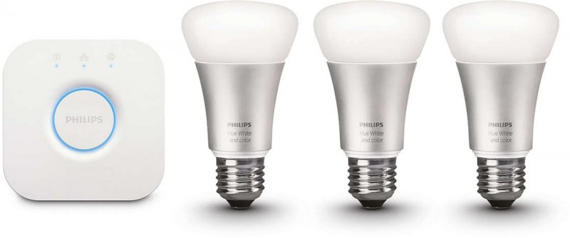 Philips Hue 9W E27 SET