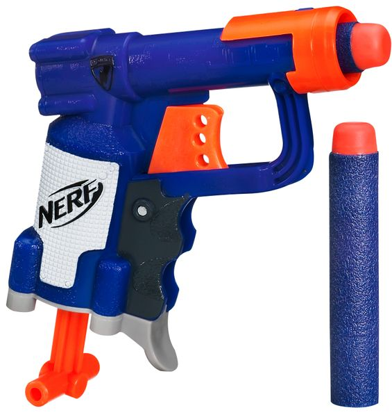 Nerf ELITE Kapesní pistole Jolt blaster