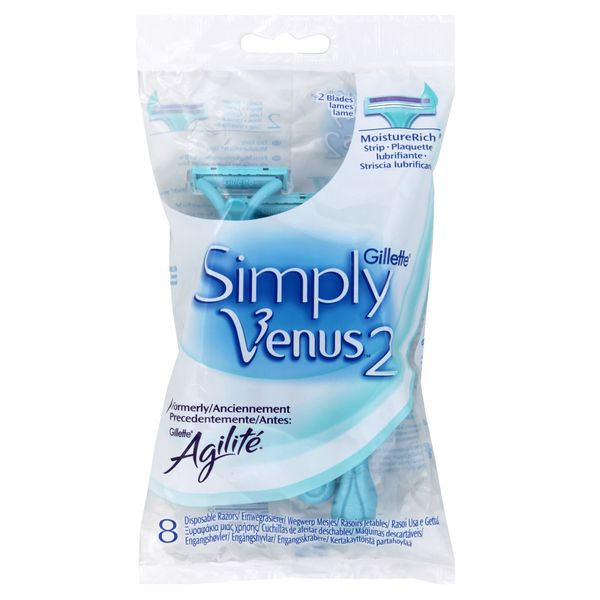 Gillette Venus simply 8 ks