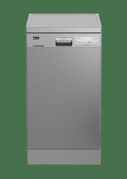 Beko DFS 39020 X + 10 let záruka na motor + 5 let záruka Beko