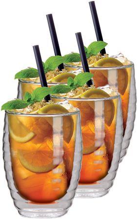 MAXXO Termo skleničky Ice Tea, 4ks