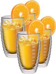 MAXXO termo kozarci Juice, 4 kosi
