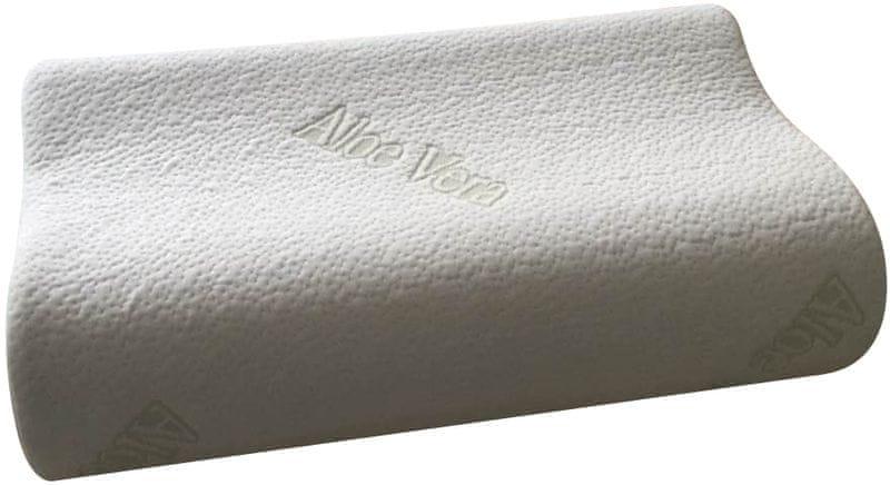 Viscopur Polštář MEMO-GEL profilovaný 30x50 cm
