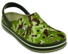 Crocs Crocband CamoClog Férfi papucs