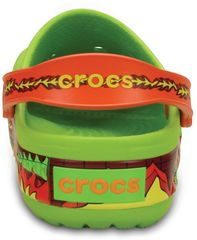 Crocs natikači CrocsLights Fire Dragon