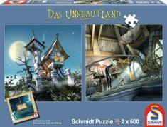 Schmidt Unkrautland 2 X 500 dielikov