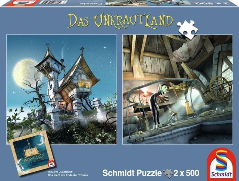 Schmidt Unkrautland 2 X 500 dílků