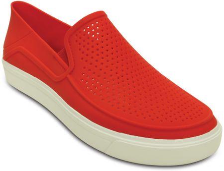 Crocs čevlji CitiLane Roka Slip-On, moški, rdeči, 42-43 (M9)