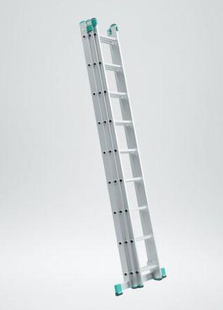 Aloss AL lestev 3x9 Eurostyl Hobby (IT7609)