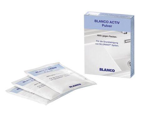 BLANCO ACTIV Vízkőoldó por, 3×25g