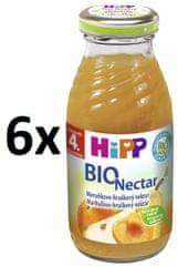 HiPP BIO Marhuľovo-Hruškový nápoj - 6x200ml