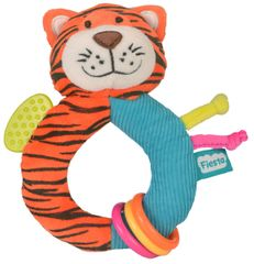 Fiesta Crafts Chrastítko s kousátkem - Tygr