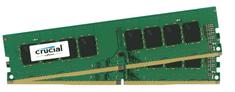 Crucial pomnilnik 16 GB KIT (8GBx2) DDR4 2400 CL17 1.2V DIMM