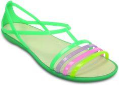 Crocs sandały Isabella Sandal W
