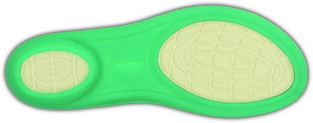 ae3af616c984 Crocs Isabella Sandal W Island Green 39-40 (W9) - Parametre