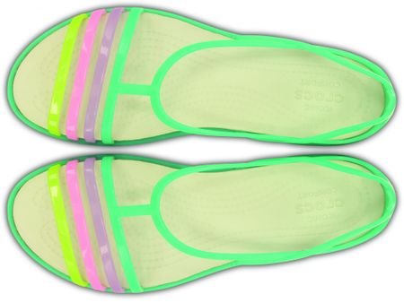 b0ba806c0f98 Crocs Isabella Sandal W Island Green 36-37 (W6) - Alternatívy