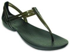 Crocs sandały Isabella T-strap