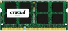 Crucial pomnilnik 8GB DDR3L 1866 PC3-14900 CL13 SODIMM za prenosnike in Mac
