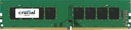 Crucial pomnilnik 8GB 2400 CL17 1.2V DIMM Single Ranked