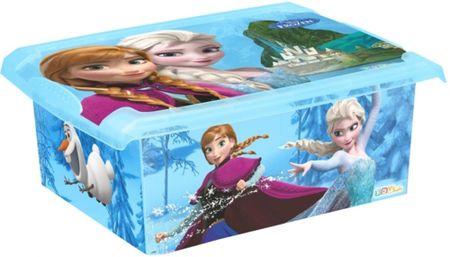 keeeper škatla za shranjevanje Frozen, 10 l