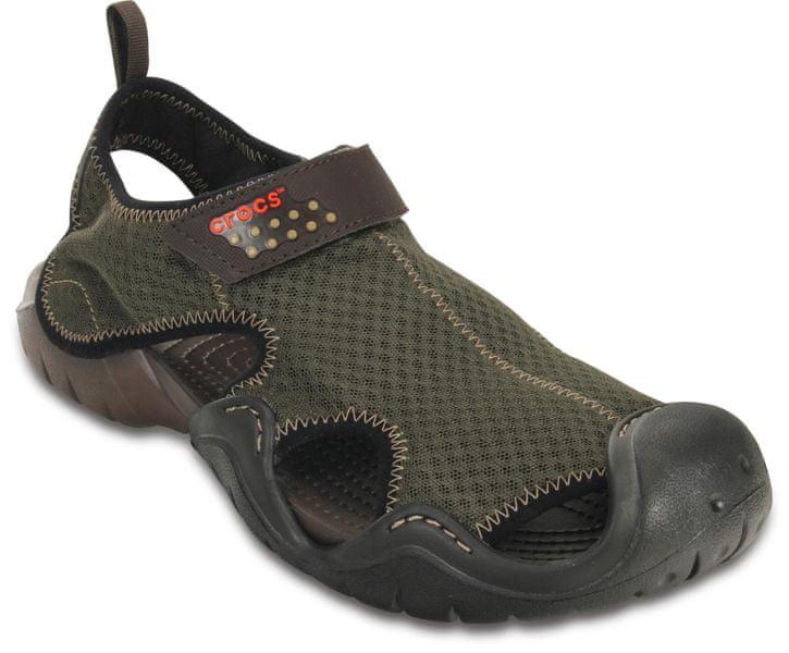 Crocs Swiftwater Sandal M Espresso/Espresso 43-44 (M10)