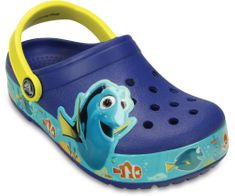 Crocs natikači CrocsLights Finding Dory