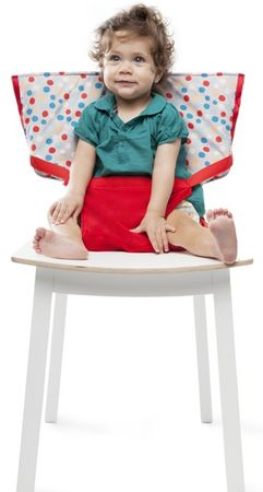 Babybirds Zsebes Üléshuzat, Piros