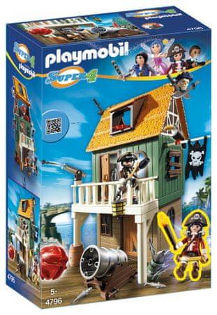 Playmobil 4796 Gusarska trdnjava z Ruby