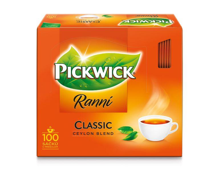 Pickwick Ranní 100 sáčků