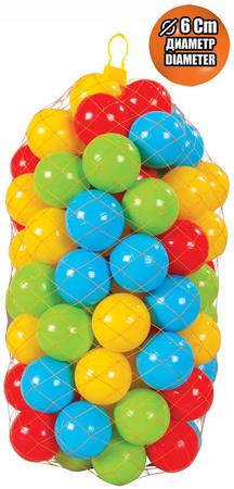 Pilsan Pytel míčů 6 cm - 50 ks